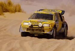 Peugeot vuelve al Dakar en 2015, información oficial