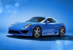 Studiotorino Moncenisio, un exclusivo Porsche Cayman S recarrozado