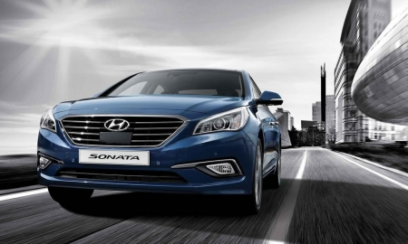 Hyundai Sonata 2015, anticipando el nuevo Hyundai i40