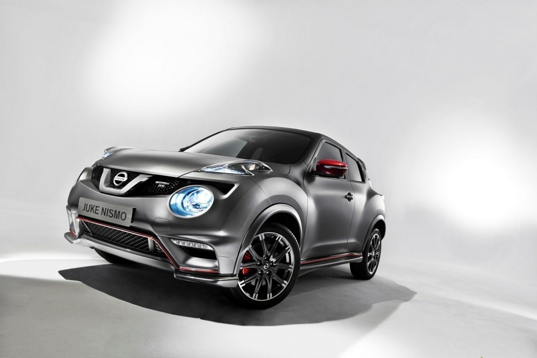 Nissan Juke Nismo RS, un crossover muy deportivo