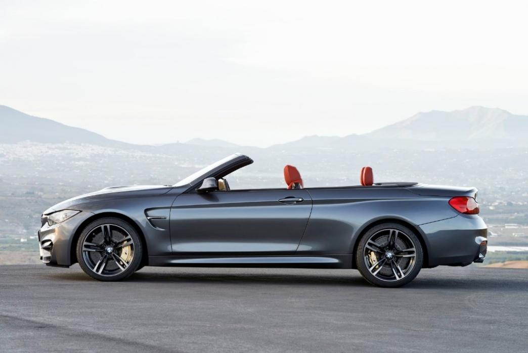 BMW M4 Cabrio, todos sus datos e imágenes oficiales