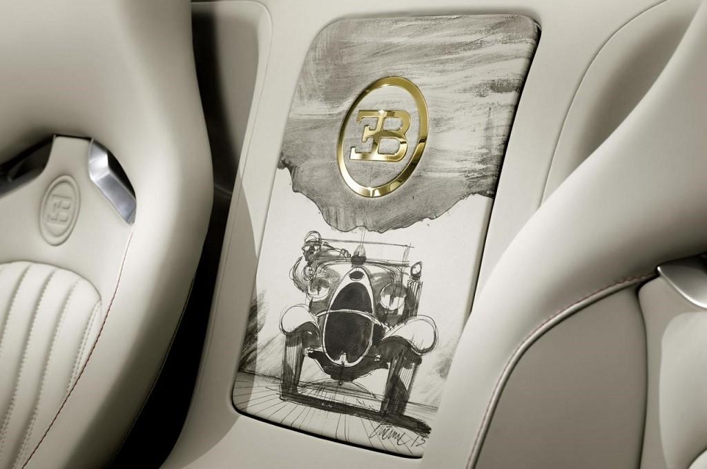 bugatti presentar una nueva edici n del veyron en pek n. Black Bedroom Furniture Sets. Home Design Ideas