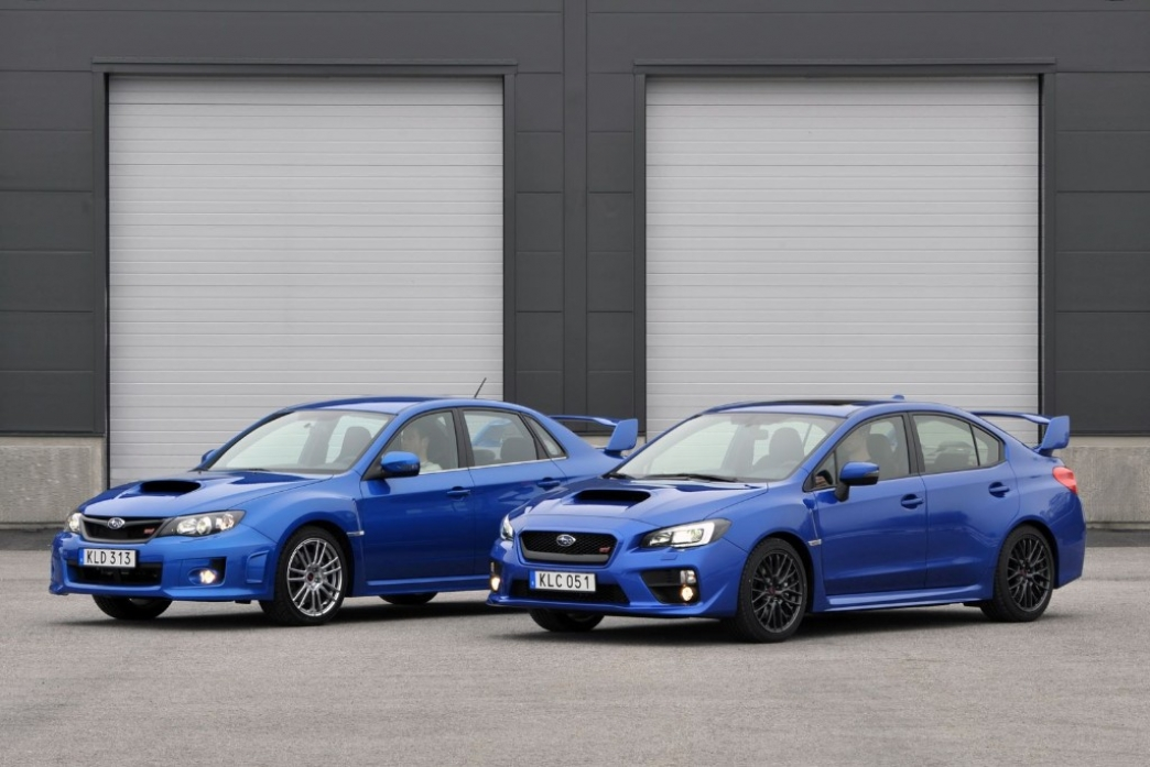 El nuevo Subaru WRX STi se prepara para su llegada a España