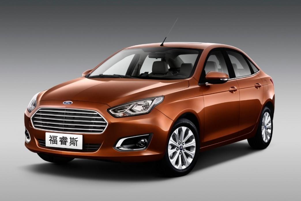 Ford Escort 2014, otro sedán exclusivo para China