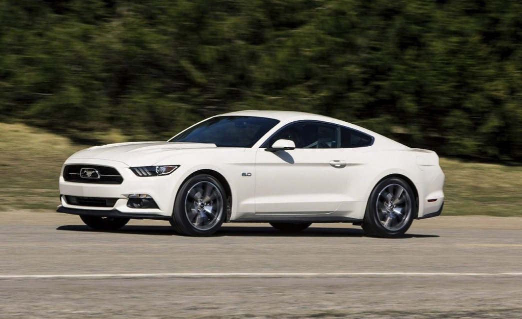 Ford Mustang 50 Year Limited Edition, el Muscle Car cumple medio siglo
