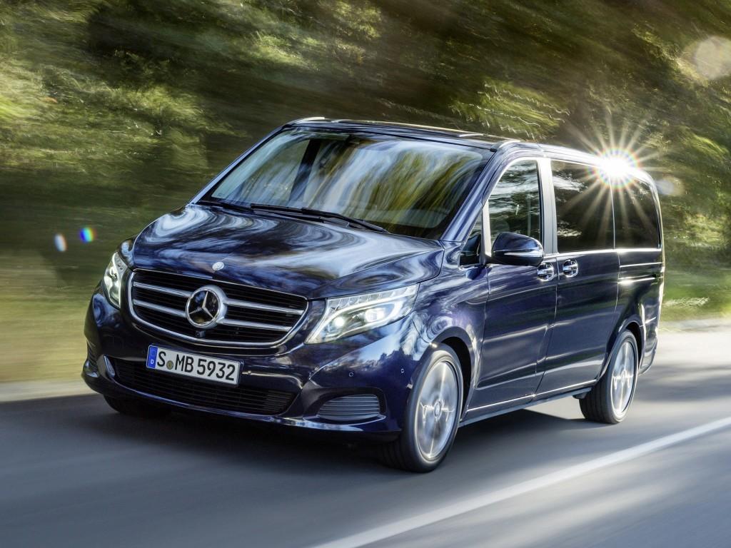 Mercedes benz clase v 2014 precios para espa a desde 39 for Mercedes benz precios