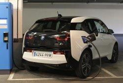 BMW España carga el i3 en 20 minutos
