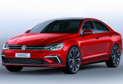 El Volkswagen New Midsize Coupe tiene luz verde