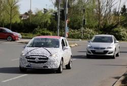Opel Corsa 2015, nueva generación en pruebas