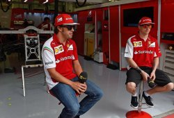 Hakkinen: ''Kimi debe igualar a Alonso pronto''