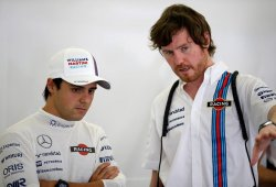 Massa se siente libre en Williams, según Rob Smedley