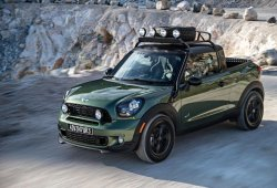 MINI Paceman Adventure, el MINI pick-up que nunca veremos en la carretera