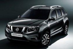 Nissan da a conocer el Terrano europeo