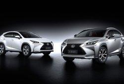 Nuevo Lexus NX, el crossover llegará a España a finales del 2014