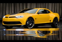 Chevrolet desvela a los nuevos Autobots