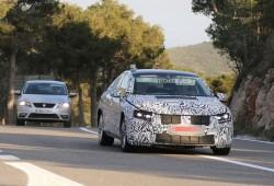 Volkswagen Passat 2015, nuevas fotos espía en pruebas