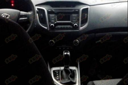 Hyundai ix25, imágenes del interior se filtran en internet (+ una del exterior falsa)