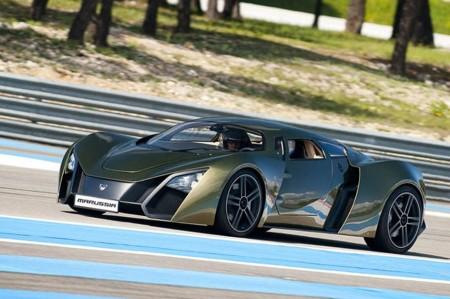 Marussia Motors cierra sus puertas