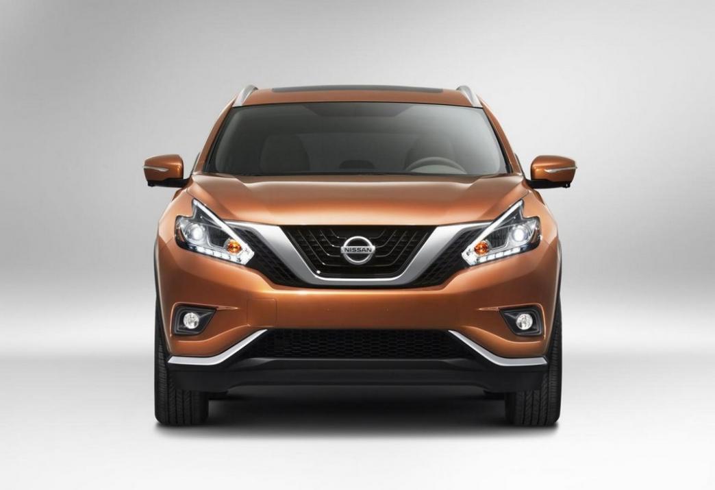 Nissan Murano 2015, la renovación del SUV más lujoso de Nissan