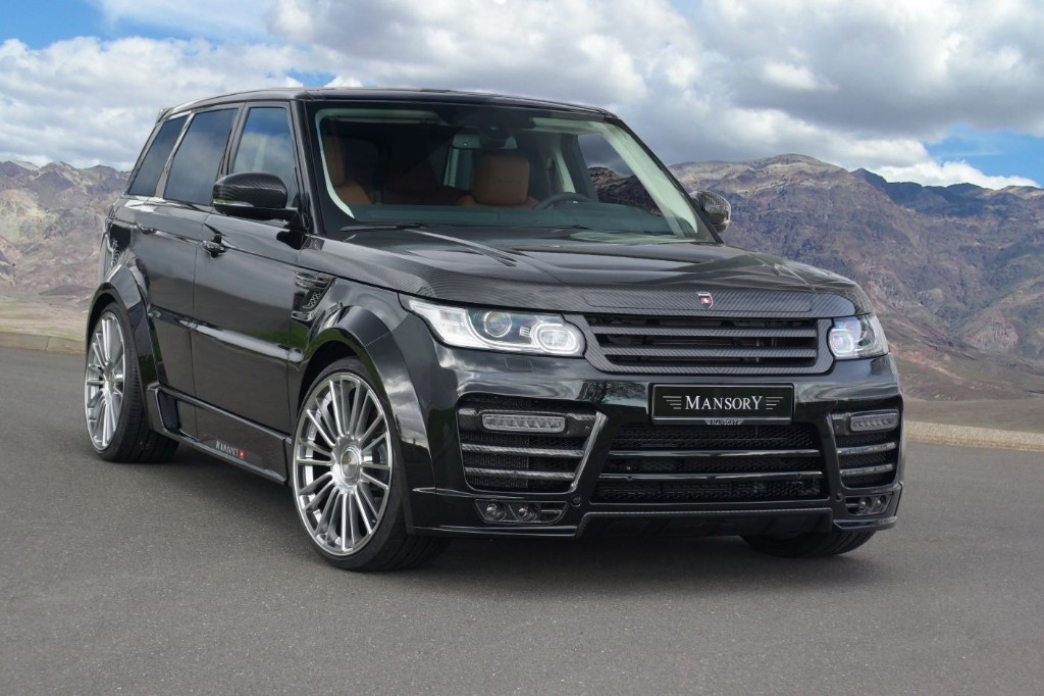 Mansory Range Rover Sport, personalidad extrema