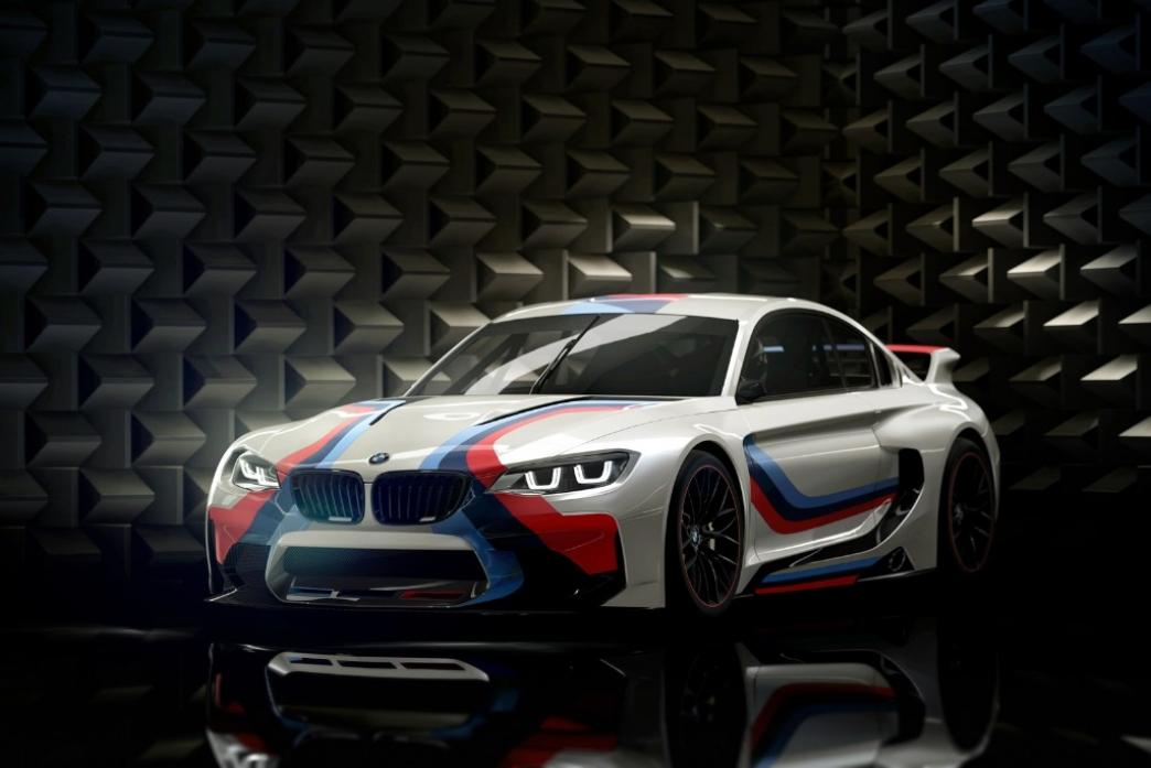 BMW Vision Gran Turismo, un brutal prototipo de videojuego