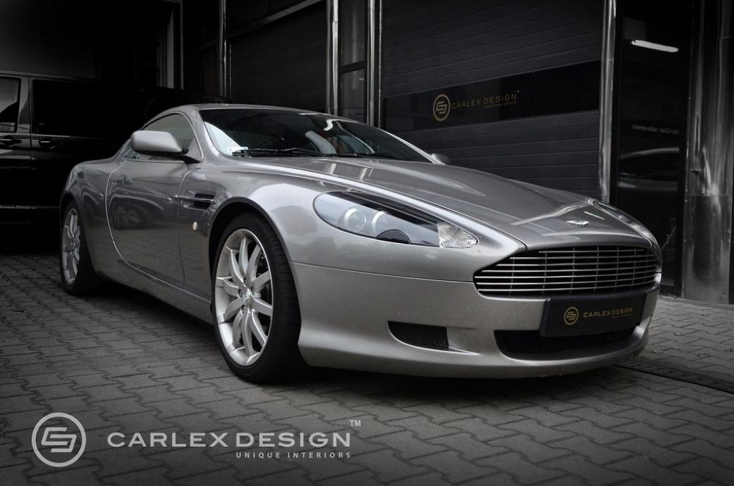Carlex Design rediseña el Aston Martin DB9