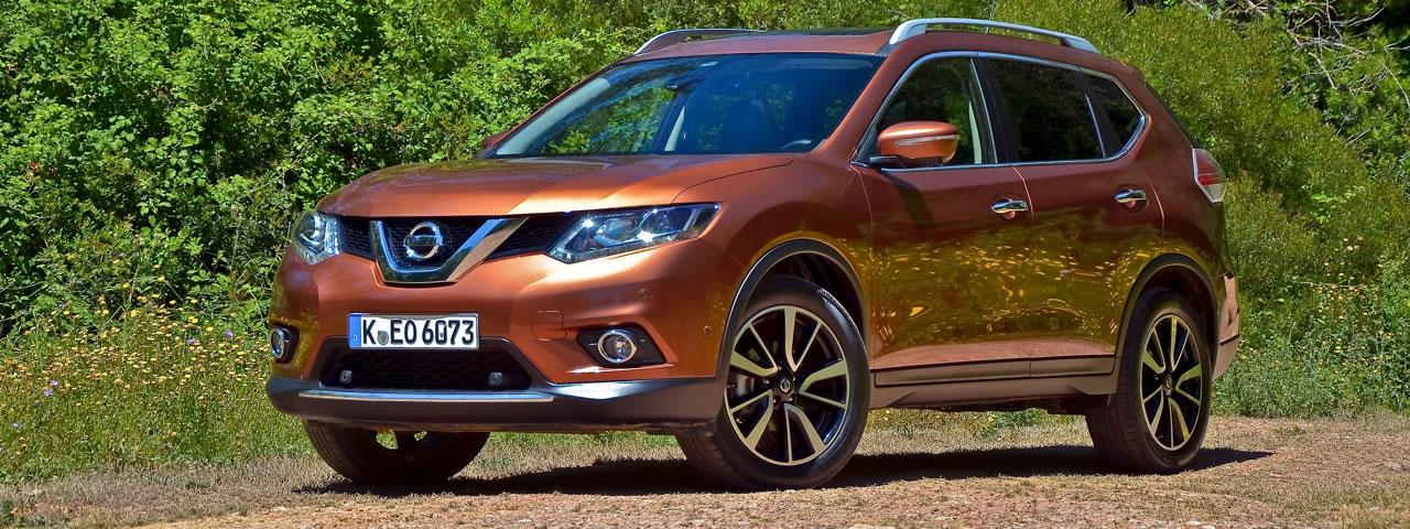 Nissan X-Trail 2014 (I): Gama, precios y equipamiento