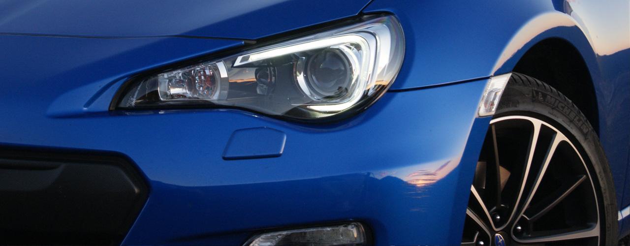 Prueba Subaru BRZ, exterior. Parte I