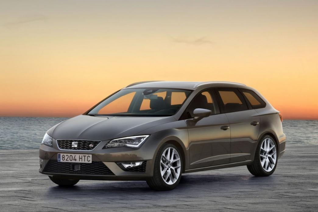 El Seat León ST 4Drive introduce el motor 2.0 TDi 150 CV a su gama