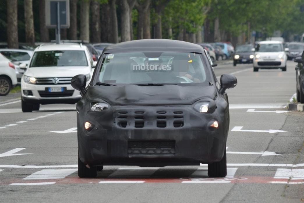 Fiat 500X, primeras fotos espía del crossover italiano