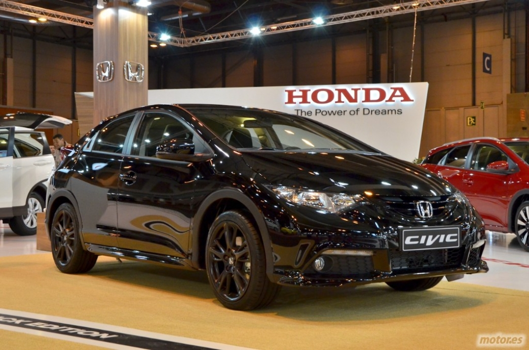 Honda Civic Black Edition, precio y equipamiento para España