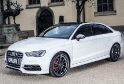ABT lleva el Audi S3 Sedán hasta los 370 CV