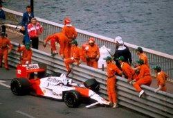 Su vuelta perfecta y su mayor pifia: Senna en Mónaco'88