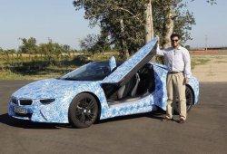 BMW i8 (II): tecnología y dinámica