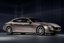 El Maserati Quattroporte diésel disponible en España desde 107.060 Euros