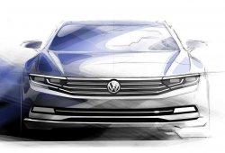 El nuevo Volkswagen Passat se presentará en julio
