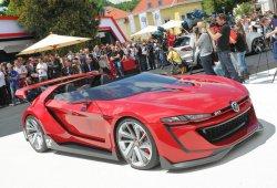 El Volkswagen Golf GTI Roadster Vision Gran Turismo se presenta en Wörthersee 2014