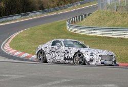 Escuchamos el rugir del Mercedes AMG GT