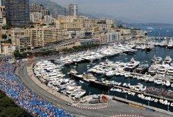 Clasificación carrera de F1 en Mónaco