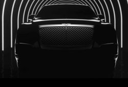 Primer teaser del nuevo SUV de Bentley