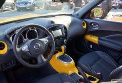 Nissan Juke 2014, presentación (II): Diseño y equipamiento