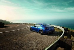 Subaru BRZ Series.Blue Special Edition