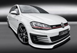 El Volkswagen Golf GTI/GTD pasa por las manos de Caractere