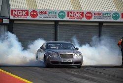 Un Bentley Continental GT de 3.000 CV participará en una Drag Race