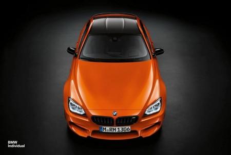 BMW Individual personaliza el M6 Coupé de Marco Wittmann