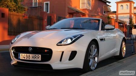 Jaguar F-Type 3.0 V6 S 380cv Convertible, exterior