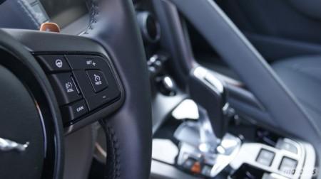 Jaguar F-Type 3.0 V6 S 380cv Convertible, interior