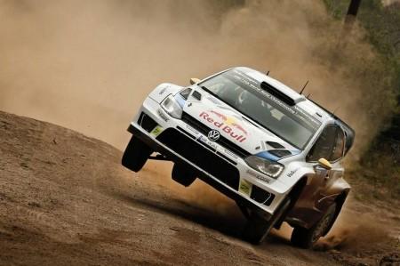 Las mejores fotos del Rally de Argentina