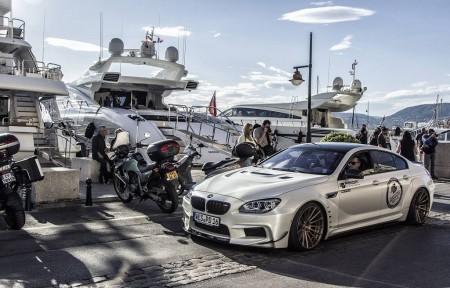 Prior Design prepara el BMW Serie 6 Gran Coupé
