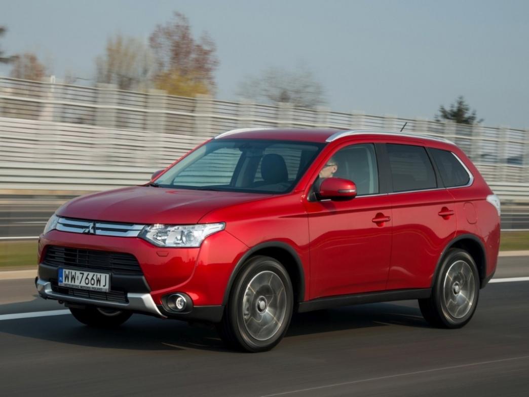Mitsubishi lanza el Outlander 2014